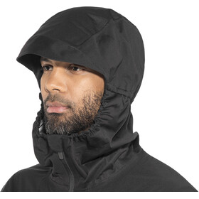 ION Scrub AMP Kurtka 3-warstwowa Mężczyźni, black